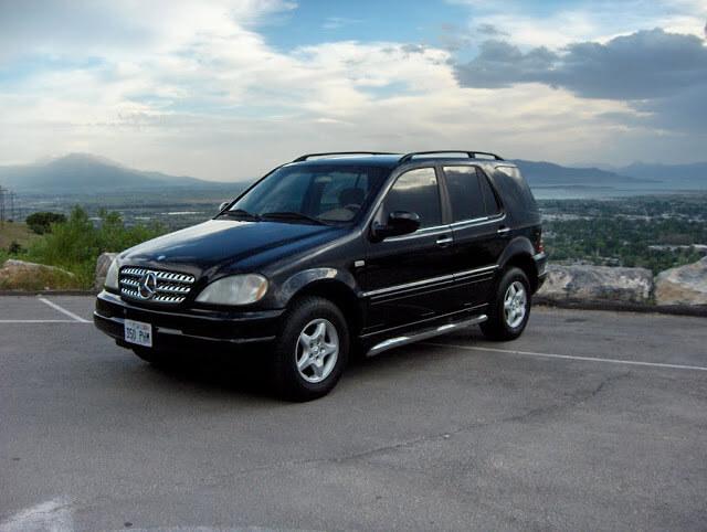 Mercedes-Benz ML 320 Common Problems 1998-2005 W163 – MB Medic