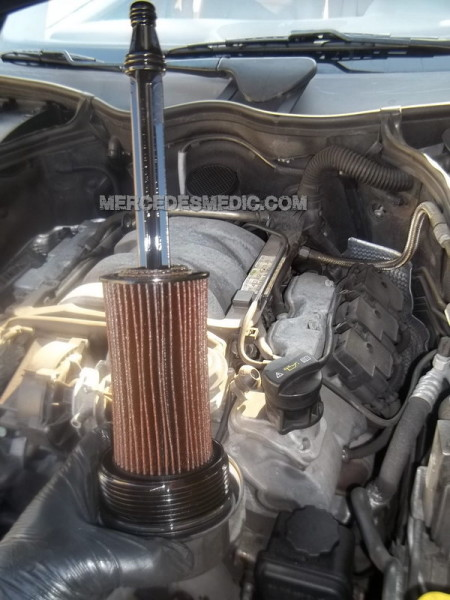 Mercedes Oil Change >> Diy Complete Oil Change Instructions Mercedes Benz Mb Medic