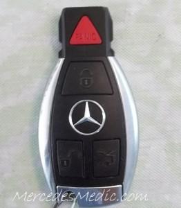 mercedes new key fob