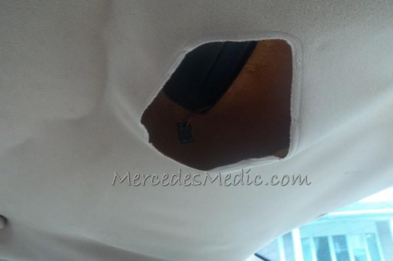 MercedesMedic-headliner-repair08