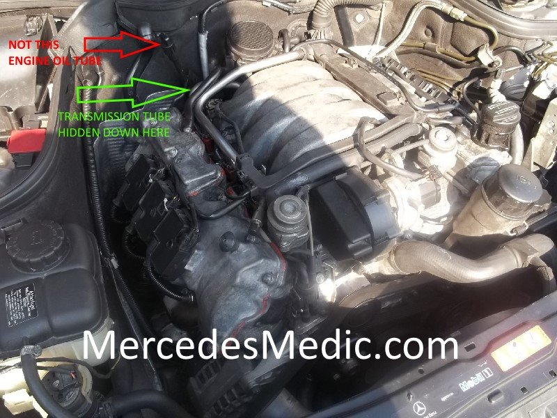 1995 Mercedes Benz S320 Transmission Wiring from www.mercedesmedic.com