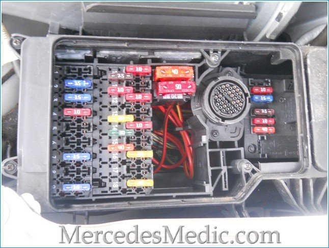 01 Mercedes E430 Stereo Wiring Diagram from www.mercedesmedic.com