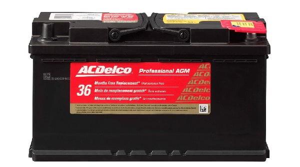 mercedes benz battery group 49