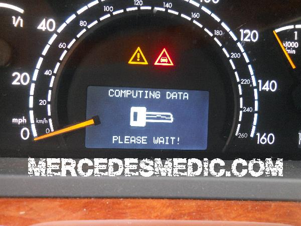 COMPUTING DATA PLEASE WAIT Igntion New Key Problem ndash MB Medic