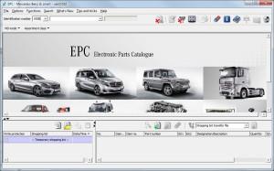 mercedes benz epc online look up parts like dealer