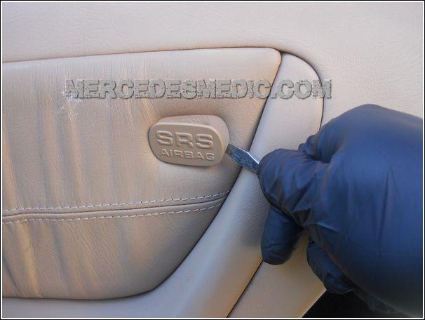 Door Panel Removal ML320 ML430 1998-2005 W163 Mercedes-Benz – MB Medic