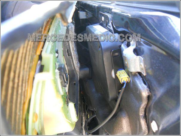 w124 a pillar trim removal
