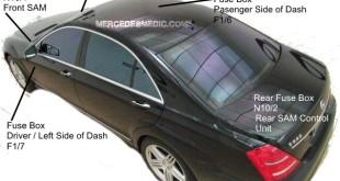 page 19 mb medic rh mercedesmedic com mercedes s600 fuse box Mercedes S600 AMG