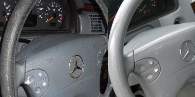 Restore Steering Wheel – How to DIY – MB Medic
