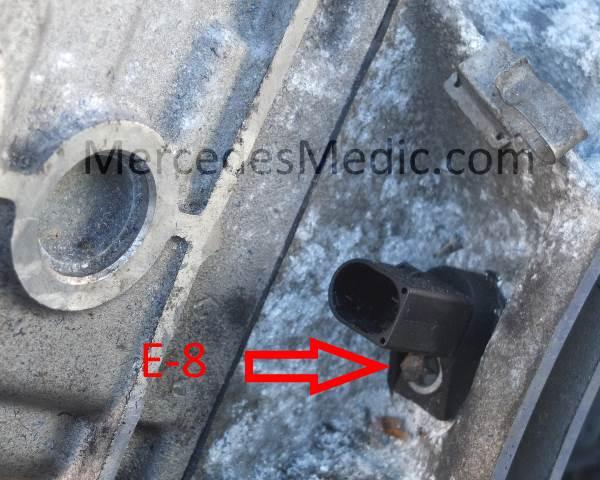 DIY Mercedes-Benz Crank No Start Crankshaft Position Sensor Problem