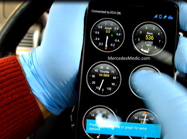 Mercedes benz check engine codes car image idea for Mercedes benz bluetooth code