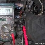 digital air multimeter test shifter problems
