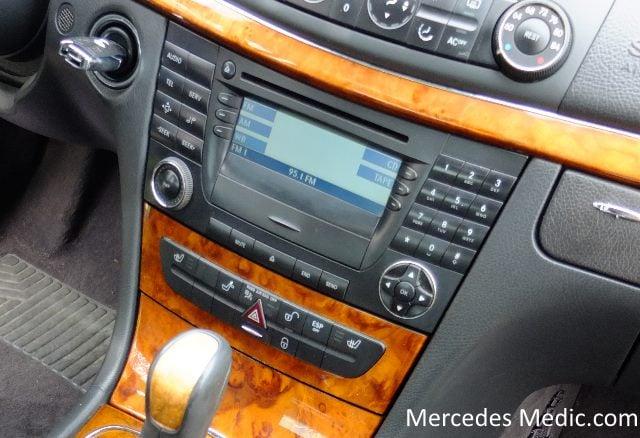 Comand Radio Stereo  U2013 Mb Medic