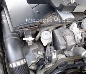test fuel pressure at schrader valve