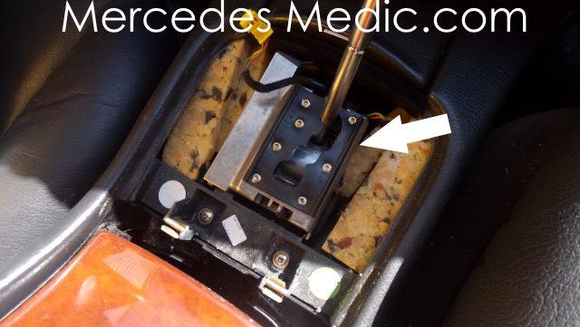 mercedes w220 s class stuck in park mb medic rh mercedesmedic com 2001 Mercedes S430 Radio 2001 Mercedes S430 Radio