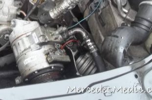 w203 ac compressor
