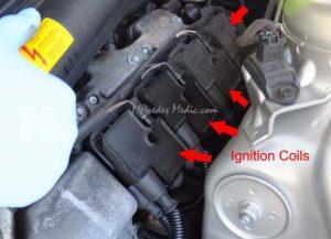 Mercedes Engine Misfire Problem – MB Medic