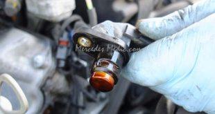 Mercedes camshaft position sensor symptoms cost location