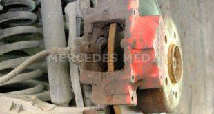 r171 slk rear brake caliper
