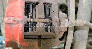 install new brake pads