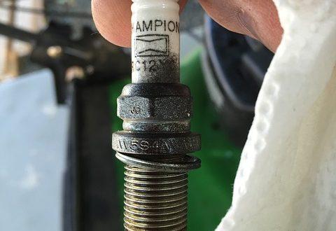 recommended mercedes spark plug