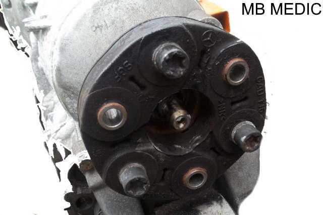 replace flex disk mercedes