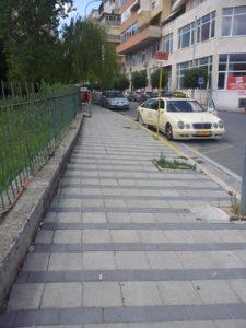 e class taxi in albania