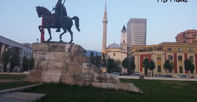 tirana center square