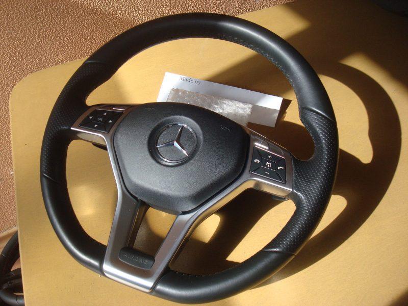 w212 e-class upgrade steering wheel