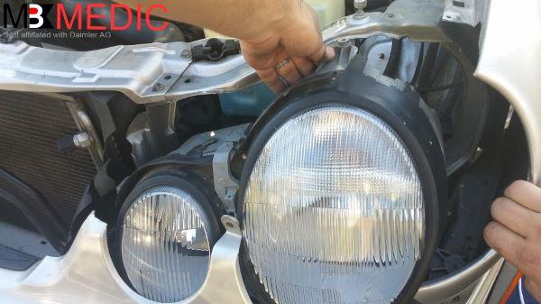 diy-w210-headlight-removal-upgrade