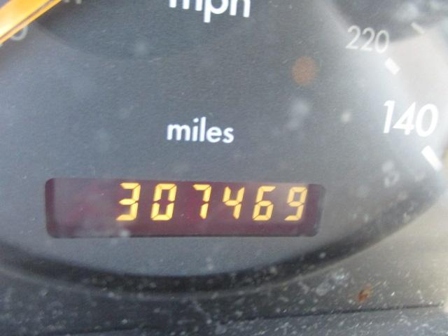 How many miles does the average mercedes survive?