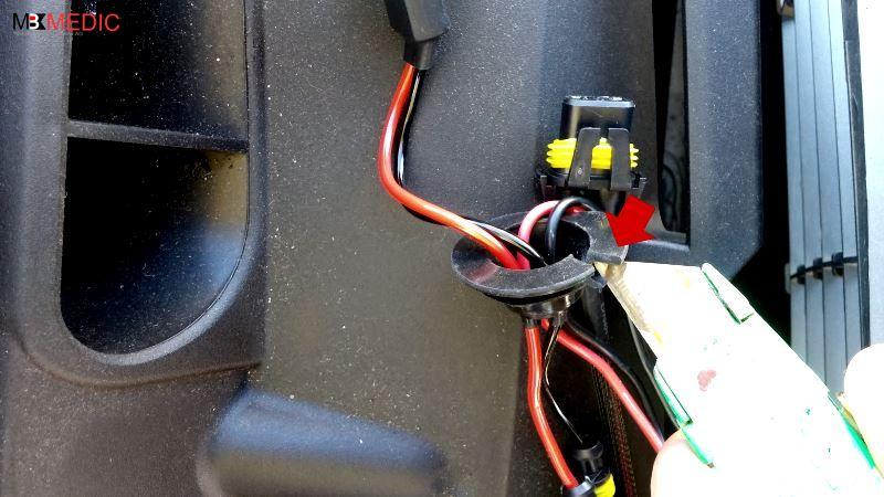 mercedes xenon how to upgrade
