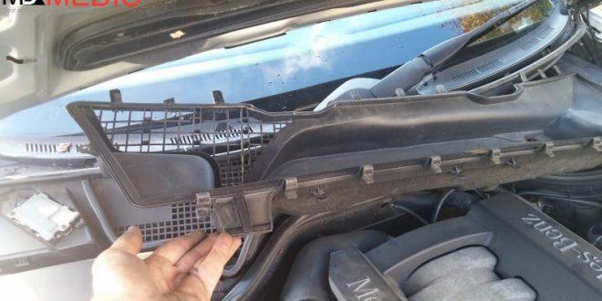 Mercedes Windshield Wiper Problem - MB Medic