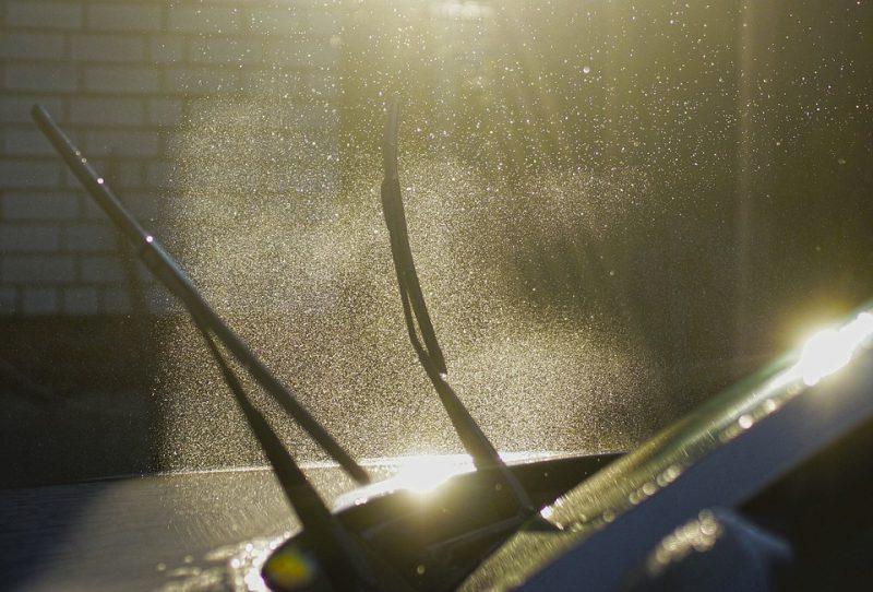 Mercedes Windshield Wiper Problem – MB Medic