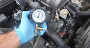 mercedes fuel pressure check