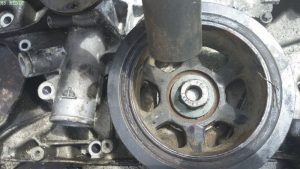 Mercedes Crankshaft Pulley / Harmonic Balancer DIY – MB Medic