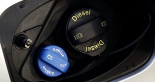 mercedes diesel adblue cost price quantity location