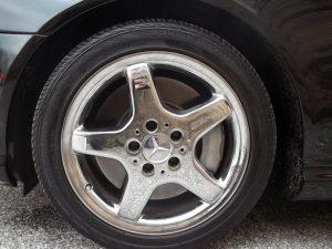 mercedes tire