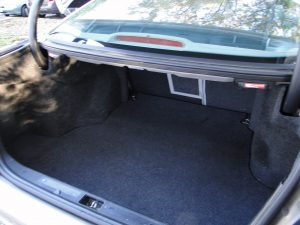mercedes trunk