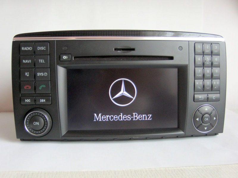 Mercedes MB E class W211 Comand APS NTG 2.5 navigation system