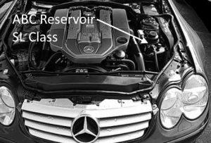 Mercedes ABC Suspension Fluid Type, DIY Flush – MB Medic