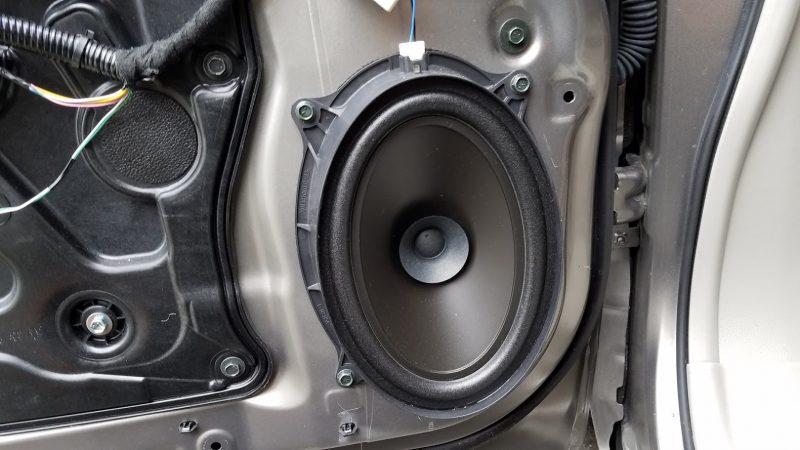 speaker draining car triggering car battery
